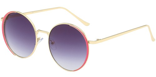 Round Sunglasses - orangeshine.com