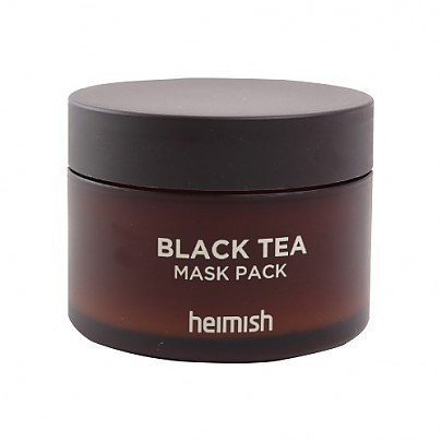 [Heimish] Black Tea Mask Pack 110ml - orangeshine.com