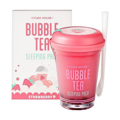 [Etude House] Bubble Tea Sleep Pack - orangeshine.com