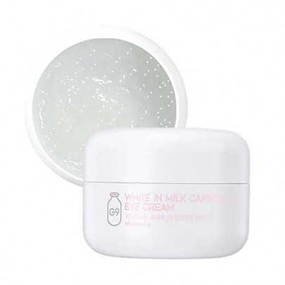 [G9] White In Milk Capsule Eyecream - orangeshine.com