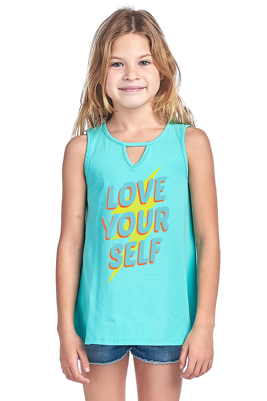 KID GRAPHIC TANK TOP - orangeshine.com
