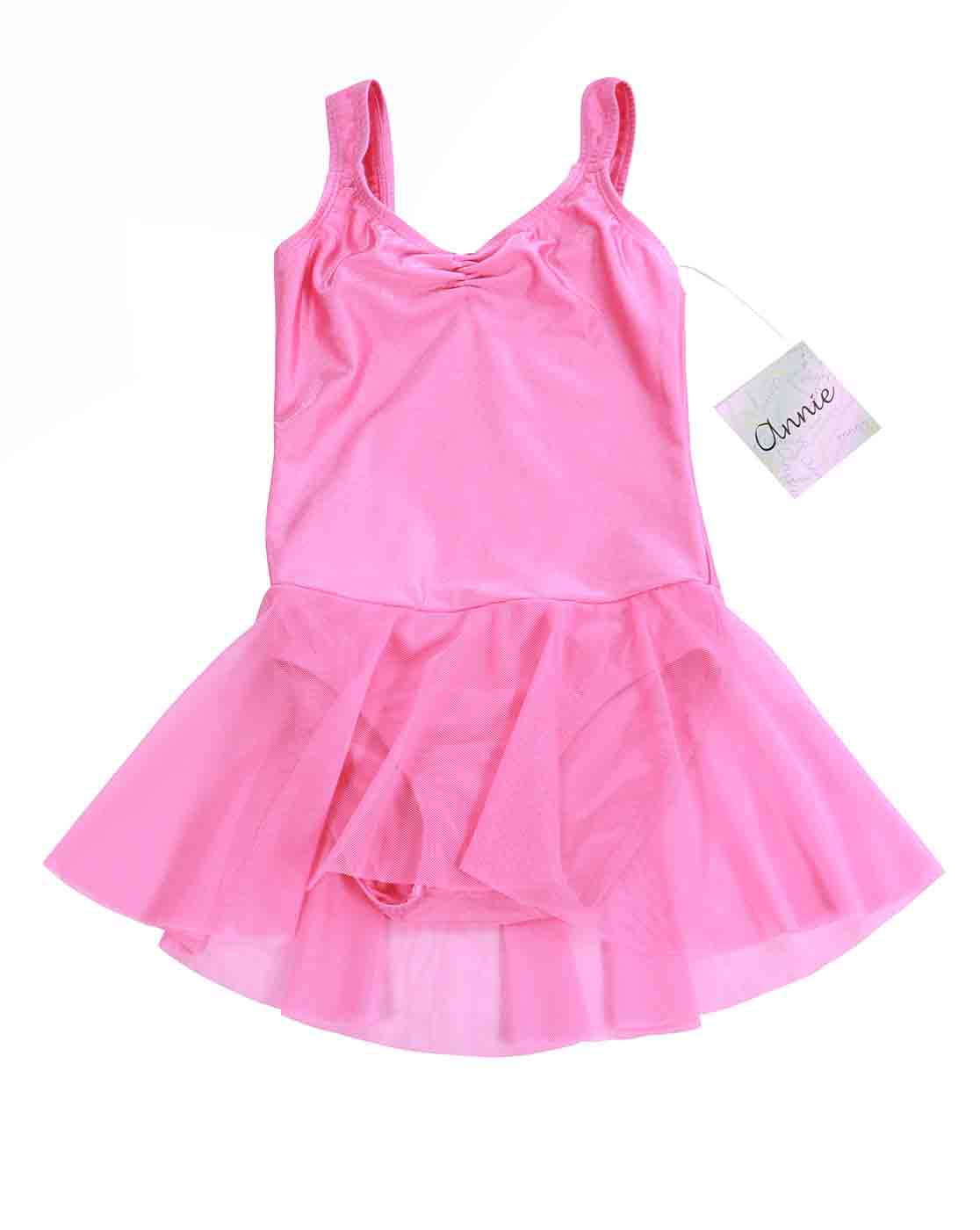 LILY YOUTH DANCE SKIRTED LEOTARD - orangeshine.com