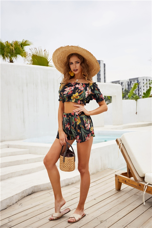 Women Summer Sexy Casual Sets  - orangeshine.com