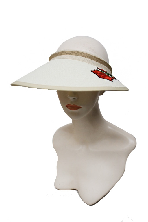Patch Sunhat Visor - orangeshine.com