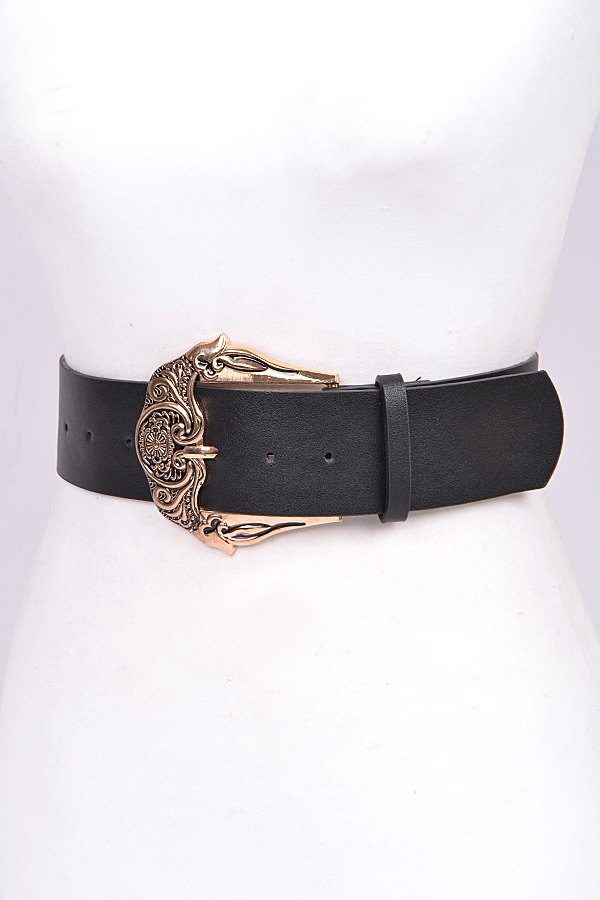 Big Buckle Belt - orangeshine.com