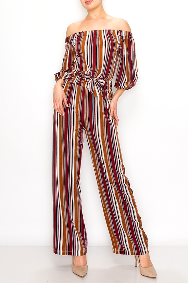 Stripes fashion set  - orangeshine.com