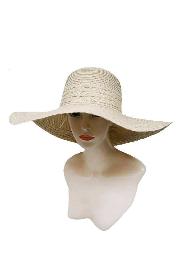 Big Brim Floppy Hat - orangeshine.com