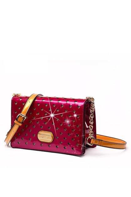 Galaxy Retro Crossbody Clutch Bag - orangeshine.com