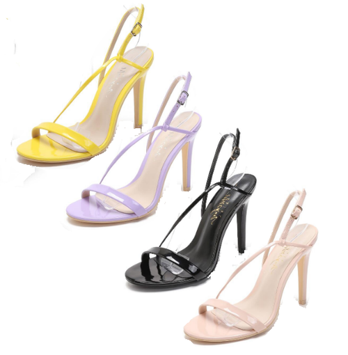 6 COLORS HEELS - orangeshine.com