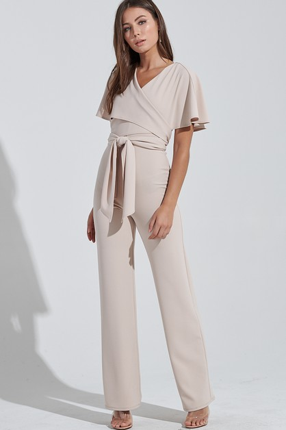 WRAPPED JUMPSUIT - orangeshine.com