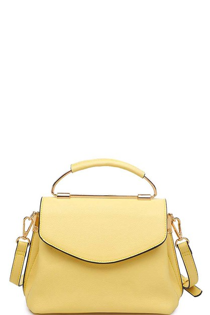 LUXURY HENRIETTA MINI SATCHEL BAG - orangeshine.com