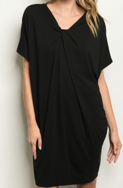 Simple Tunic Dress - orangeshine.com