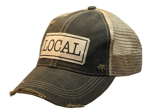 Local Trucker Hat - orangeshine.com