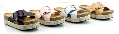 OPEN TOE SANDALS - orangeshine.com
