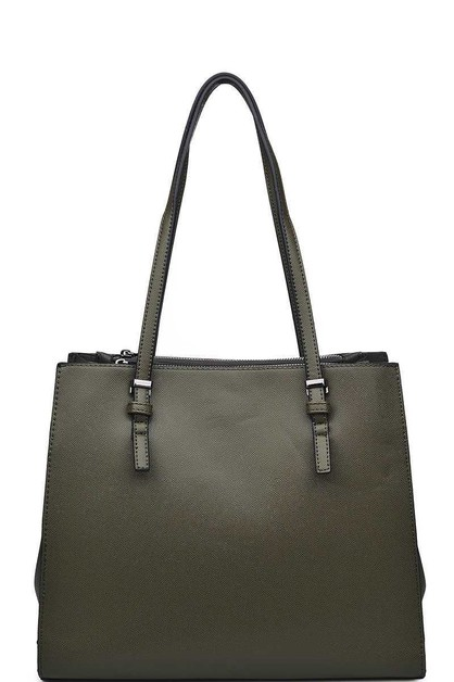 LUXURY TIA TOTE BAG - orangeshine.com