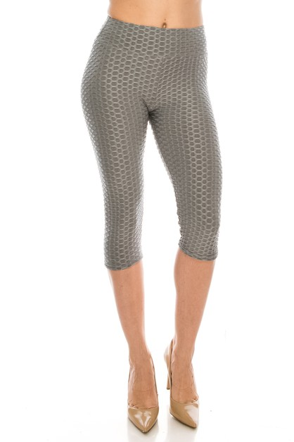 Fashion capri leggings - orangeshine.com