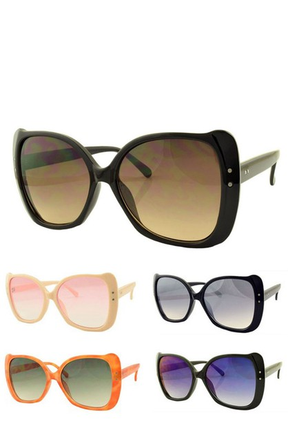 Butterfly Iconic Oversize Sunglasses - orangeshine.com