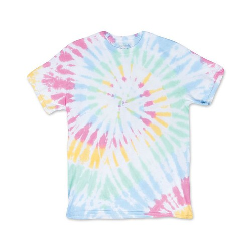 MULTI COLORED TIE DYE SHIRT - orangeshine.com