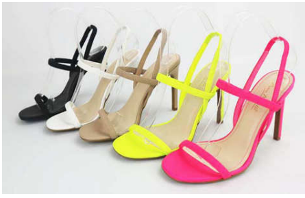 5 COLORS HEELS - orangeshine.com