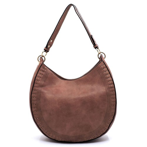 Fashion Laser Cut Shoulder Bag Hobo - orangeshine.com