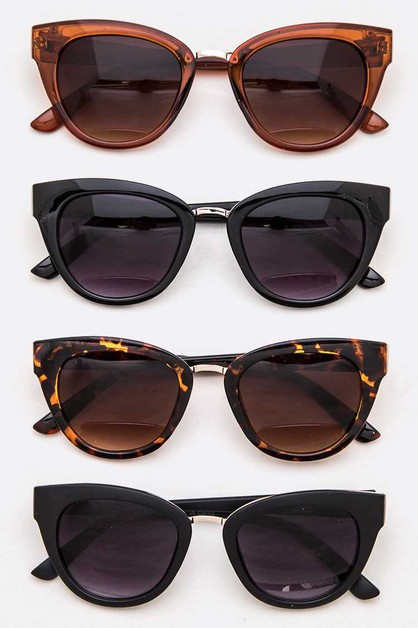 Cat Eye Everyday Fashion Sunglasses  - orangeshine.com