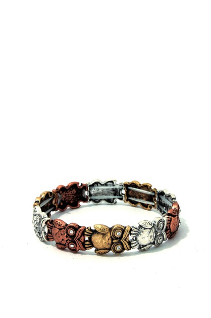 CUTE OWL STRETCHABLE BRACELET - orangeshine.com