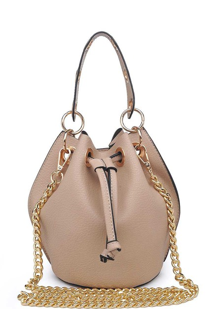 LUXURY SERAPHINA BUCKET BAG - orangeshine.com