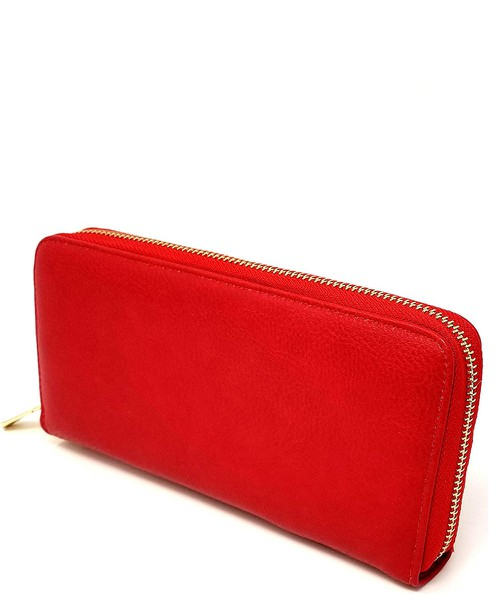 Zipper Purse Credit Card Wallets - orangeshine.com
