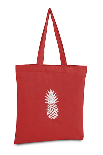 PINEAPPLE TOTE BAG - orangeshine.com