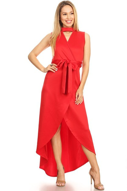 HI-LO DRESS - orangeshine.com