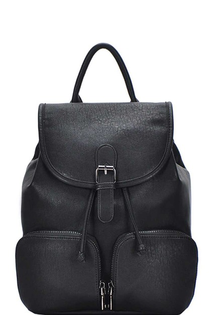 CHIC TRENDY FASHION BACKPACK - orangeshine.com