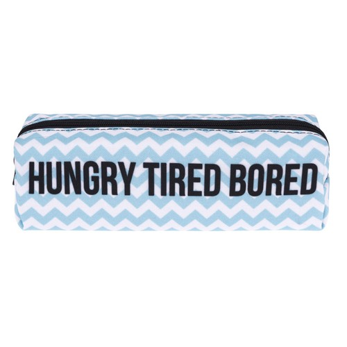 HUNGRY TIRED BORED  - orangeshine.com