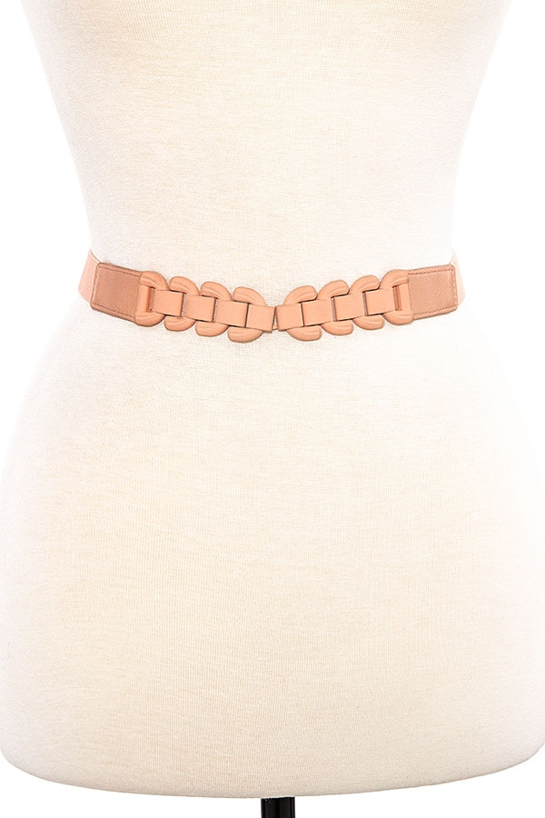STRETCH ACCENT DETAILED BELT - orangeshine.com