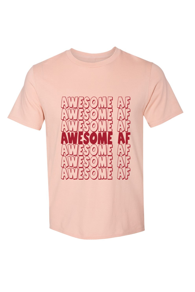 AWESOME AF SHIRT - orangeshine.com