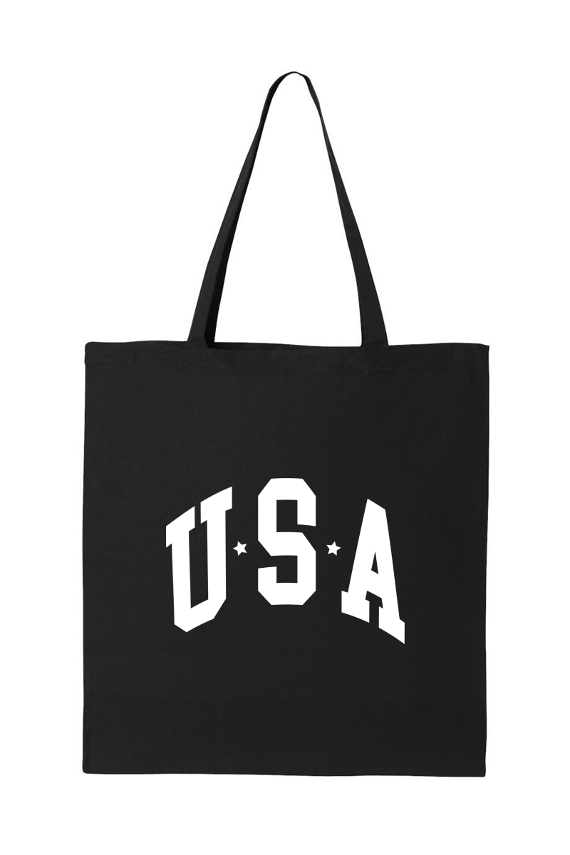 USA PRINTED TOTE BAG - orangeshine.com