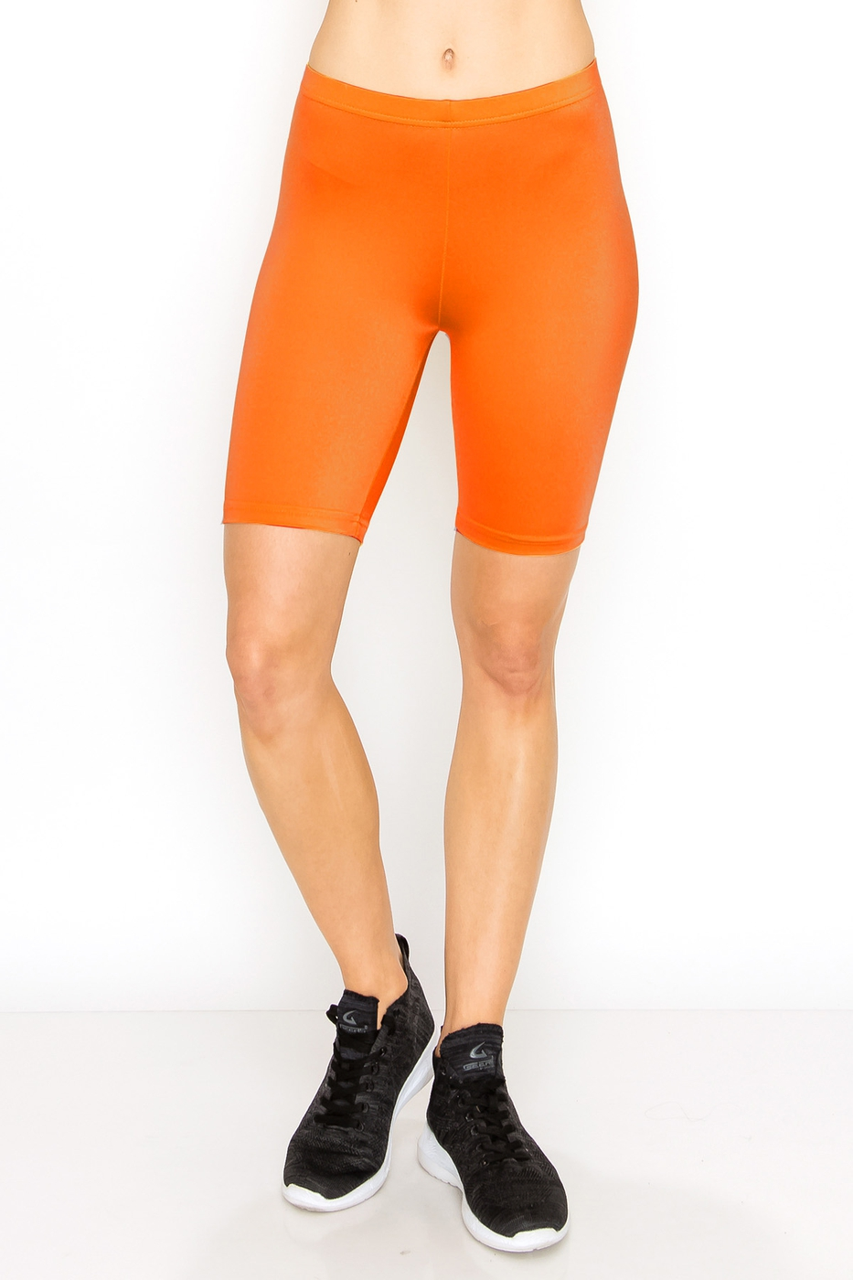Shinny bike shorts - orangeshine.com