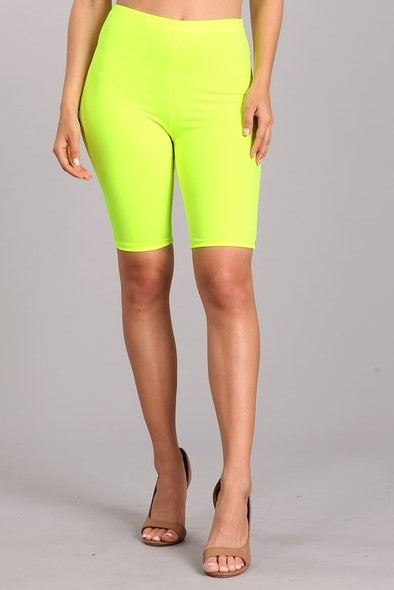 HIGH RISE BIKER SHORT - orangeshine.com