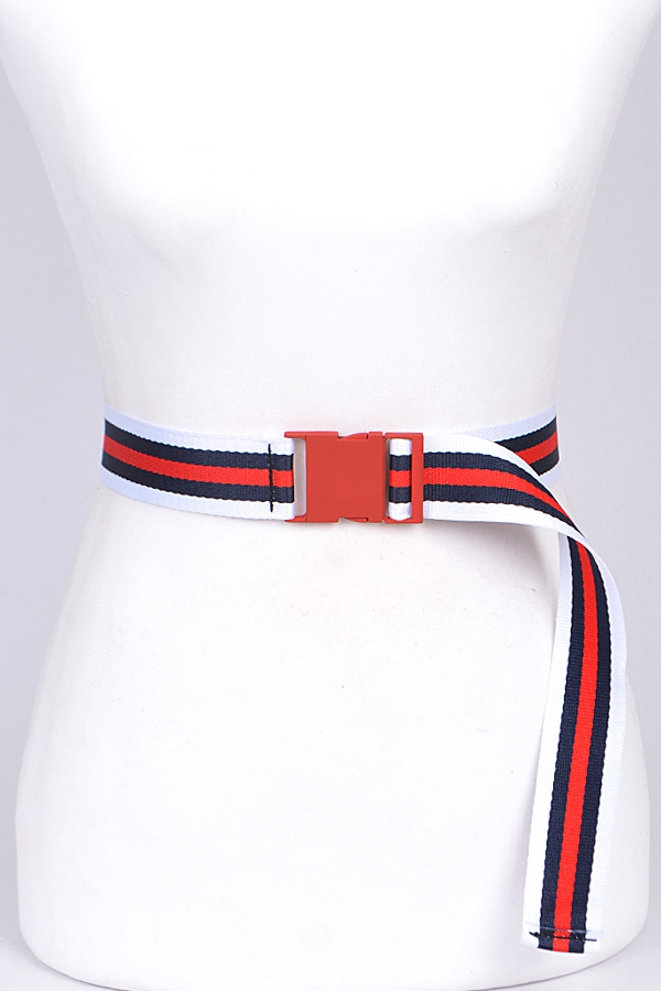 Sporty Adjustable Belt - orangeshine.com