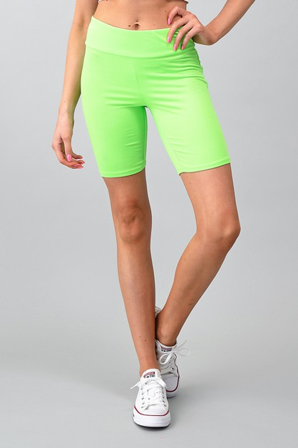 FLARE JERSEY SHORT PANTS - orangeshine.com