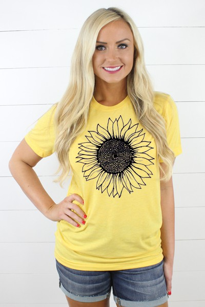 Sunflower - orangeshine.com