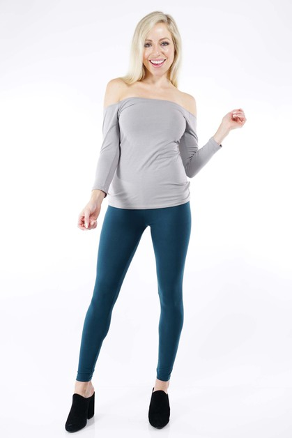 Soft Active Leggings - 19 Colors - orangeshine.com