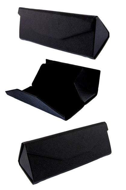Foldable sunglass eyewear case acces - orangeshine.com