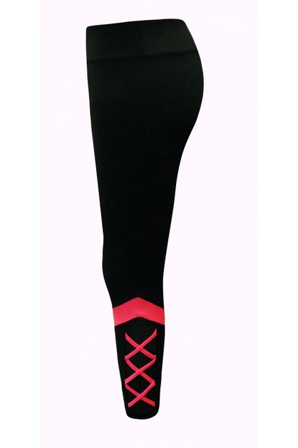 Kids Sports Leggings Girls Active - orangeshine.com