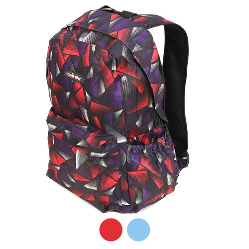 Triangle Geometric  School Backpacks - orangeshine.com