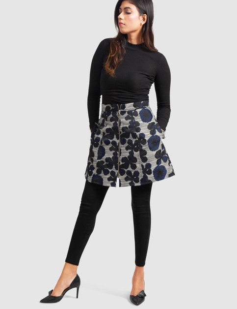 Womens Plus Size Mini Skirt - orangeshine.com