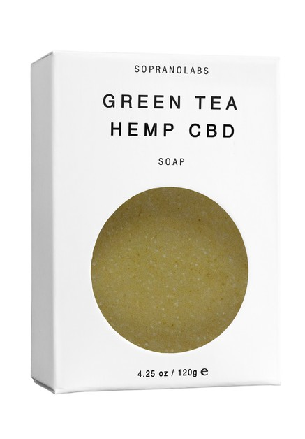 GREEN TEA HEMP CBD Vegan All Natural - orangeshine.com