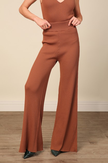 Lynn Sweater Pants - orangeshine.com