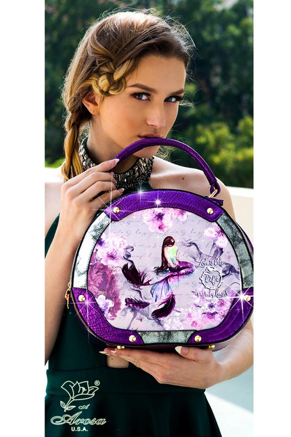 Princess Mera Sphere Ball Bag - orangeshine.com