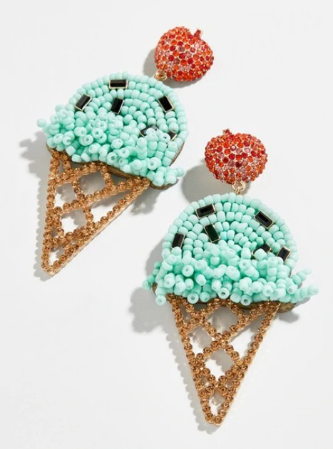 Ice Cream Statement Earring - orangeshine.com
