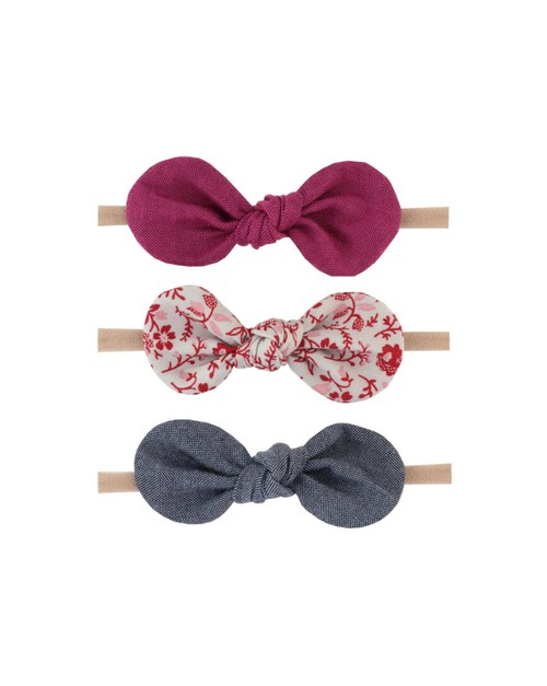 Grape Baby Headband Bow Set - orangeshine.com